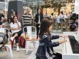 Pianovers Meetup #68 (Tanjong Pagar Centre), Gwen performing