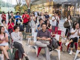Pianovers Meetup #68 (Tanjong Pagar Centre), Applause for Lenice