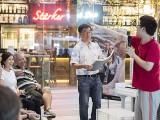 Pianovers Meetup #68 (Tanjong Pagar Centre), Zhi Yuan sharing with us