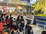 Pianovers Meetup #68 (Tanjong Pagar Centre), Yew Siang performing for us