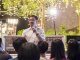 Pianovers Meetup #68 (Tanjong Pagar Centre), Chris sharing with us