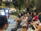 Pianovers Meetup #68 (Tanjong Pagar Centre), Applause for Chris