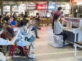 Pianovers Meetup #68 (Tanjong Pagar Centre), Melody performing for us