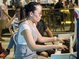 Pianovers Meetup #68 (Tanjong Pagar Centre), Grace performing