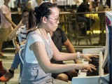 Pianovers Meetup #68 (Tanjong Pagar Centre), Grace performing