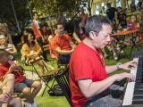 Pianovers Meetup #69, Gavin performing