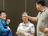Pianovers Meetup #70, Zhi Yuan, Theng Beng, and Gee Yong