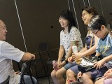 Pianovers Meetup #70, Yong Meng, Andrea, Jenny, Wesley, and Alethea
