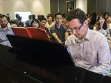 Pianovers Meetup #70, David performing
