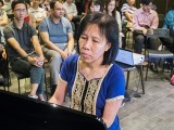 Pianovers Meetup #70, May Ling performing