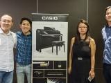Pianovers Meetup #70, Yong Meng, Gregory, Ellie, and Yuki Mutsui