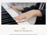 Media, Stories by Tanjong Pagar Centre, Music in the Key of C