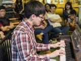 Pianovers Meetup #72, Matthew Soh performing