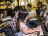 Pianovers Meetup #72, Eunice Ong performing