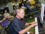 Pianovers Meetup #72, Henry Wong performing