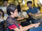 Pianovers Meetup #72, Ee Fong performing