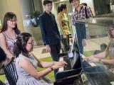 Pianovers Meetup #72, Woan Ling playing