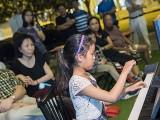 Pianovers Meetup #73, Yap Huan Chin performing