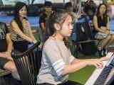 Pianovers Meetup #74, Keisha performing