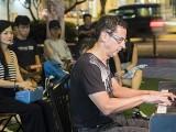 Pianovers Meetup #74, David performing