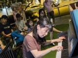 Pianovers Meetup #74, Masumi Tsuchiya performing