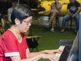 Pianovers Meetup #74, Ee Fong performing