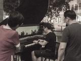 Pianovers Meetup #74, David playing