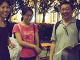 Pianovers Meetup #74, May Ling, Janice, and Gavin