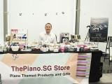 ThePiano.SG Pop-up Stall @ Suntec, Sng Yong Meng