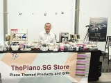 ThePiano.SG Pop-up Stall @ Suntec, Sng Yong Meng
