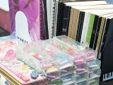 ThePiano.SG Pop-up Stall @ Suntec, Piano themed Stationery Sets, Notebooks, and Manuscripts