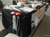 ThePiano.SG Pop-up Stall @ Suntec, Piano themed Ties