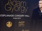 Adam Gyorgy Concert with Pianovers 2018, Photo Wall