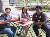 Pianovers Meetup #75, Gee Yong, Audrey, and Zafri