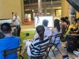 Pianovers Meetup #75, Yong Meng sharing about Pianovers Meetup