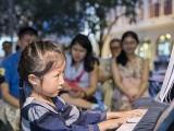 Pianovers Meetup #75, Gwen performing