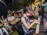 Pianovers Meetup #75, Janice performing