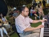 Pianovers Meetup #75, Debashis performing