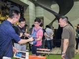 Pianovers Meetup #75, Teik Lee, Wenqing, Gerald, and Gavin