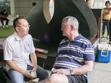 Pianovers Meetup #76, Yong Meng and George Bishop