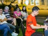 Pianovers Meetup #76, Theng Beng performing