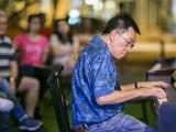 Pianovers Meetup #76, Chris Khoo performing