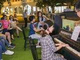 Pianovers Meetup #76, Chng Jia Hui, and Michelle Yeo performing