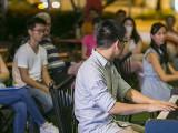 Pianovers Meetup #76, Tan Zhi Quan, and Mok Zi Huan performing