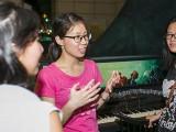 Pianovers Meetup #76, Zi Huan, Janice, Liane, and Zhi Quan