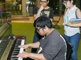 Pianovers Meetup #76, Zafri playing