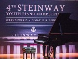 4th Steinway Youth Piano Competition Grand Finals 2018, Stage