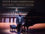 4th Steinway Youth Piano Competition Grand Finals 2018, Daniel Loo Kang Le #6