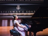 4th Steinway Youth Piano Competition Grand Finals 2018, Lim Shi Han #1