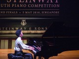 4th Steinway Youth Piano Competition Grand Finals 2018, Zhang Yifan Jem #2